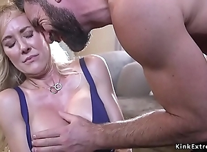 Life immense gut milf pulverized coupled with fucked