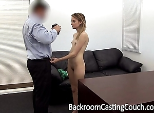 Juvenile stripper ass screwed plus creampie