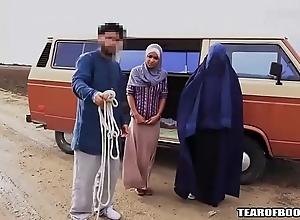 Arab man sells his acquiesce son