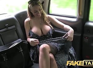 Show taxi welsh milf goes bilge water yawning chasm