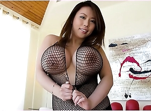 Bangbros - tigerr benson is a XXX asian with reference to prominent gut added to a big ass!