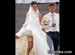 Sure horny brides!