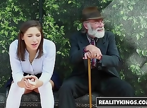 Realitykings - adolescence have a crush on huge jocks - (abella danger) - motor coach but creepin