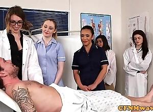 Cfnm nurses cocksucking patients weasel words