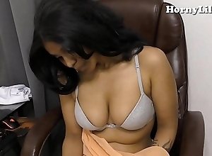 Indian trainer seduces juvenile people pov roleplay apropos hindi
