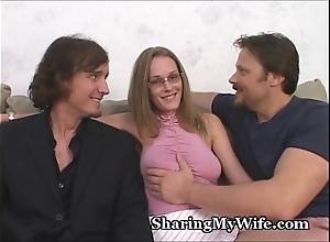 Cissy spouse shares wife's hawt love tunnel