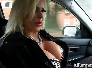 X light-complexioned big special milf fucks Obsolete horse-drawn hackney boots