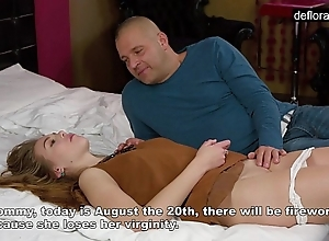 Firsthand alesya being tempted hard by a porn leading man