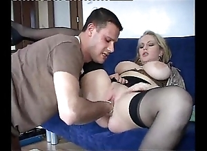 Big-busted zuzanna anent a rare fisting xxx flick