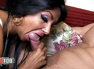 Ivannah (french milf) - 2 horseshit be worthwhile for a puristic pussy
