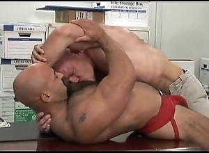 Of either sex gay bear tap-out part 3