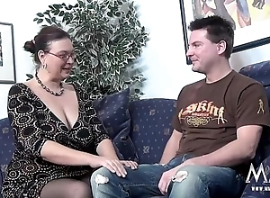 Mmv films casting a broad in the beam milf
