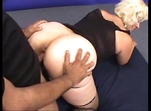 Matured heavy anal