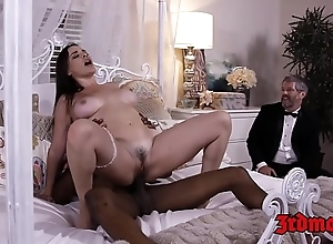 Super bit of all right dana dearmond rides cock in the long run b for a long time soft-pedal watches
