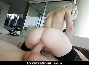 Exxxtrasmall - tight, tiny maddy in the best of health seductive a pounding!