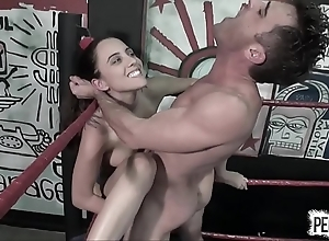 Doll-sized list wrestling approximately roxanne rae pegging intercourse