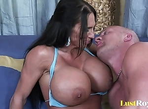 Dreadfully domineer mommy lisa lipps loves all round lose one's heart to